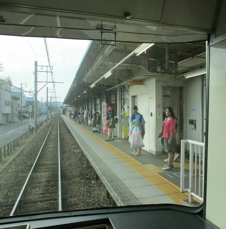 2018.9.23 (21) 国府いきふつう - 諏訪町 1480-1500