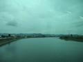 2018.9.26  (11) 豊橋いき特急 - 豊川をわたる 1200-900