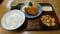 2018.9.26  (17あ) 平和食堂 - ヒレカツとさかなフライのもりあわせ定食 800-