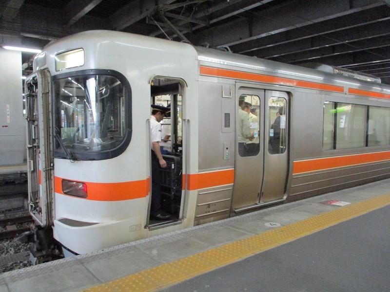 2018.9.26  (19) 豊橋 - JR東海訓練中車両 1200-900