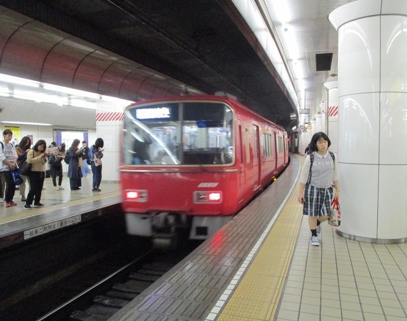 2018.10.16 (2) 名古屋 - 犬山経由岐阜いき急行 1140-900