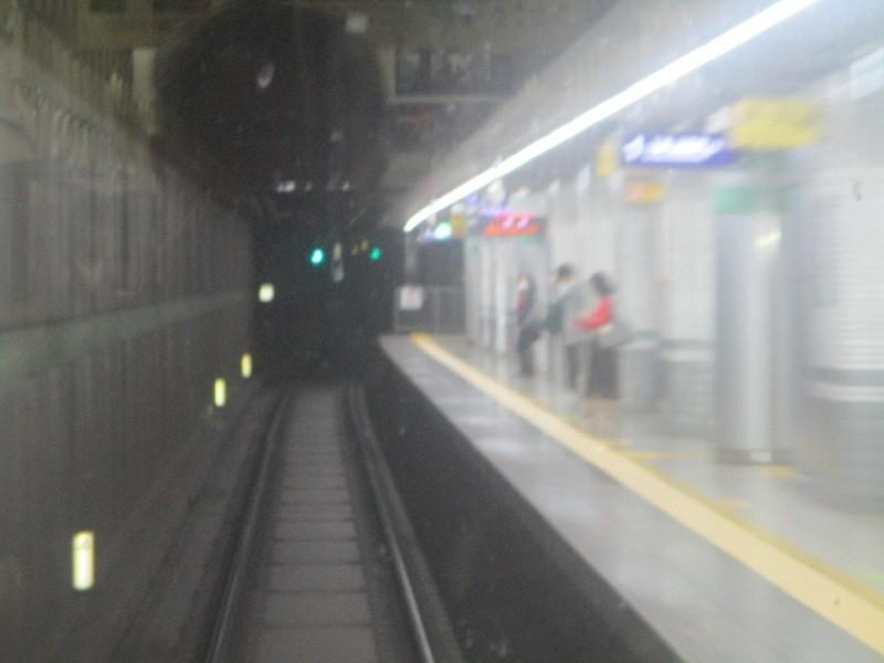 2018.10.16 (22) 出町柳いき準急 - 清水五条 800-600