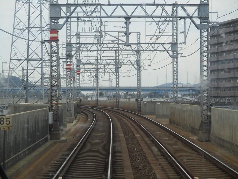 2018.10.16 (64) 淀屋橋いき特急 - 淀-八幡市間 2000-1500