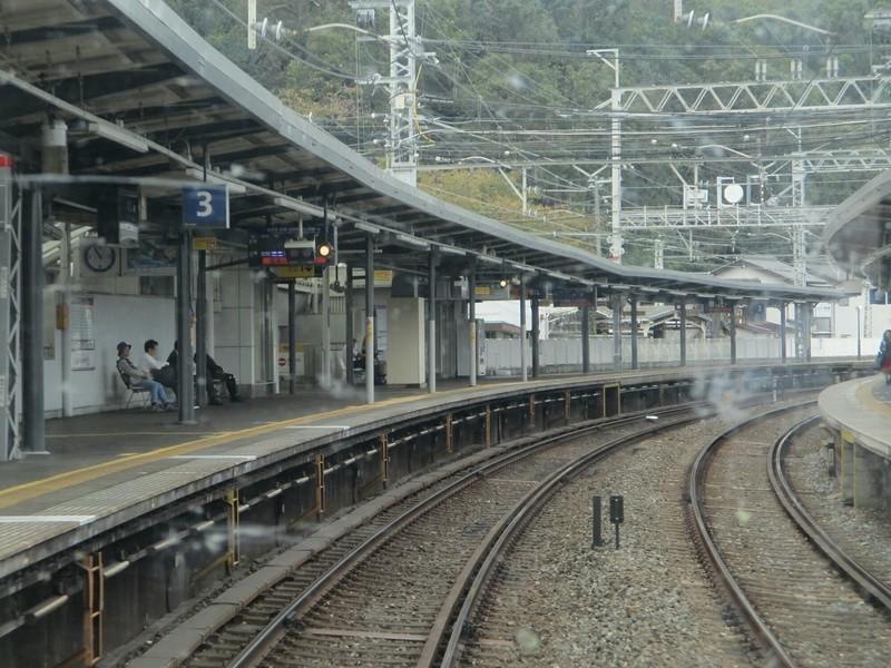 2018.10.16 (68) 淀屋橋いき特急 - 八幡市 2000-1500
