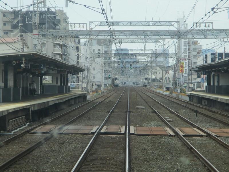 2018.10.16 (98) 淀屋橋いき特急 - 滝井(たきい) 1600-1200