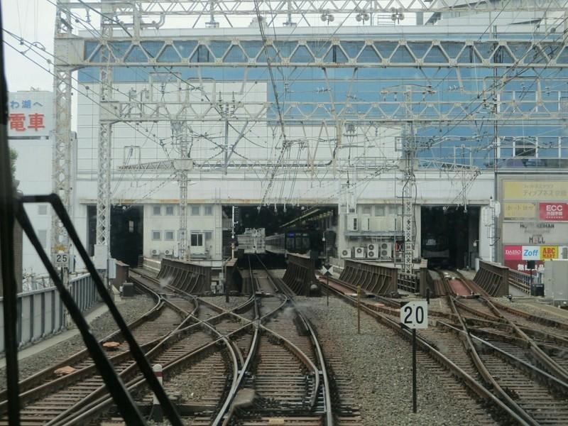 2018.10.16 (106) 淀屋橋いき特急 - 京橋 2000-1500