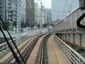 2018.10.16 (111) 淀屋橋いき特急 - 京橋-天満橋間(寝屋川をわたる) 2000-1