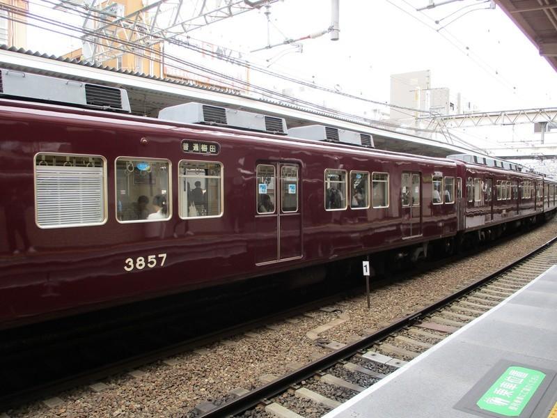2018.10.16 (151) 十三 - 梅田いきふつう 2000-1500
