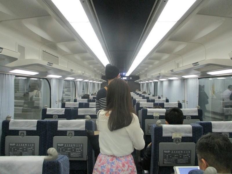 2018.10.17 (29) 豊橋いき特急 - 名古屋 1600-1200