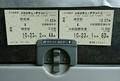 2018.10.23 (5あ) 特別車両券 - しんあんじょう-神宮前-セントレア 800-540