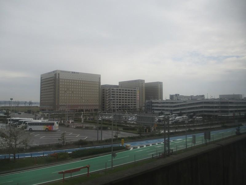 2018.10.23 (13) セントレアいき特急 - 空港島 1600-1200