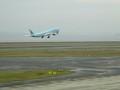 2018.10.23 (38) セントレア - 大韓航空機離陸 2000-1500