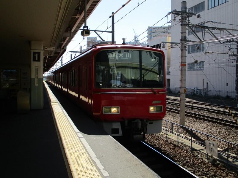 2018.10.24 (15) 神宮前 - 犬山いきふつう 2000-1500