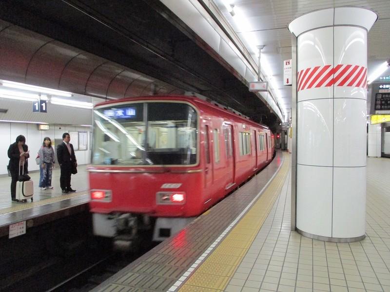 2018.10.24 (21) 名古屋 - 犬山いきふつう(しんがり) 1000-750