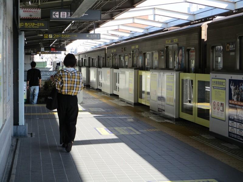 2018.10.24 (25) 本郷 - 藤が丘いき 2000-1500