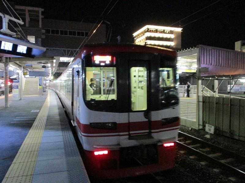 2018.10.25 (15) 知立 - 岐阜いき特急 1000-750