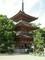 2018.10.26 (50) 甚目寺 - 三重塔 1500-2000