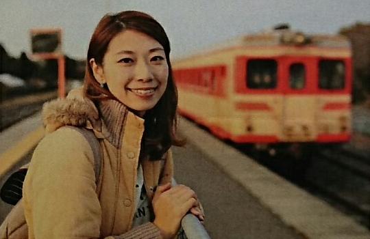 2018.9.14 (15い-1) 「鉄道ひとりたび」講座のちらし 540-350