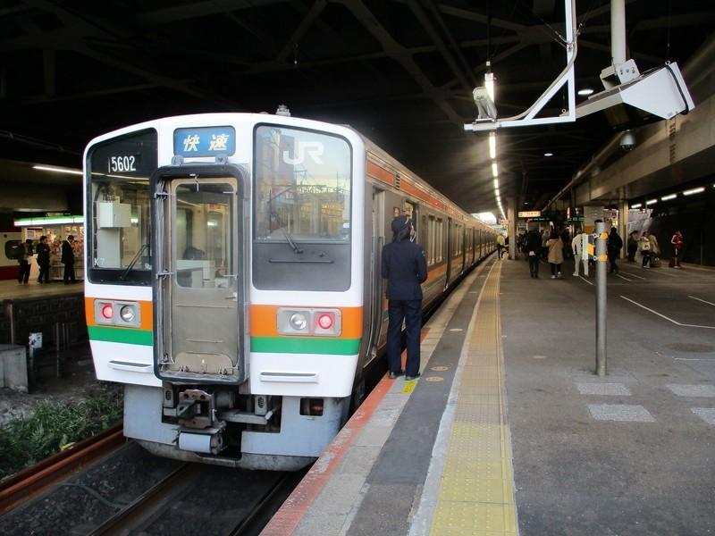 2018.10.28 (104) 金山 - 名古屋いき快速 2000-1500
