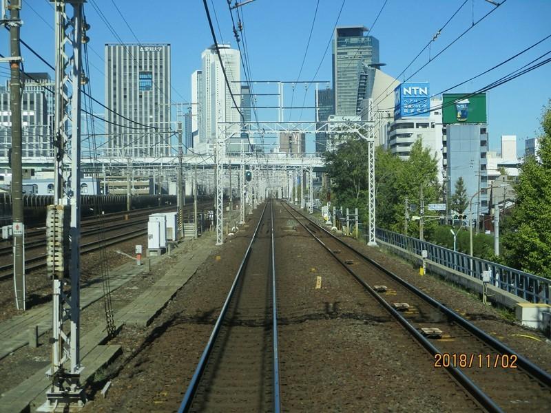 20118.11.2 (5) 岐阜いき特急 - 山王-名古屋間 2000-1500