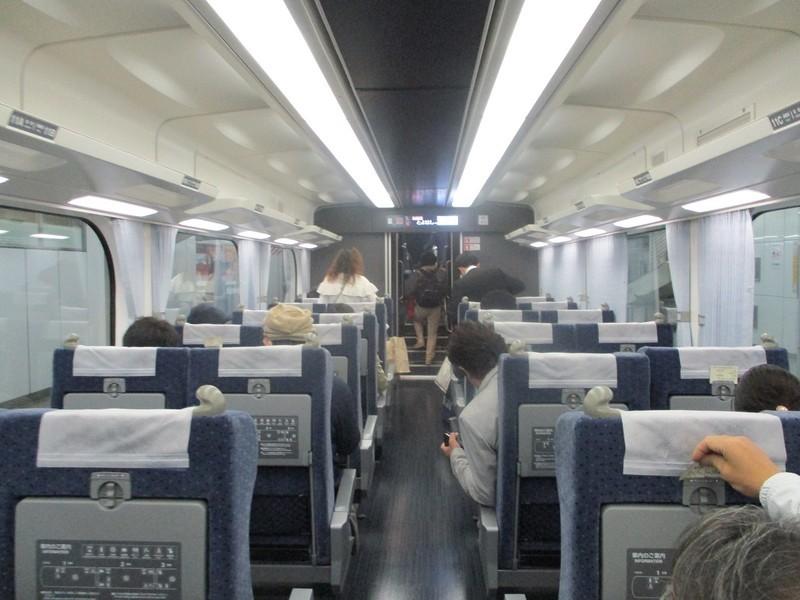 2018.11.3 (13) 豊橋いき特急 - 名古屋 1200-900