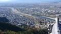 2018.11.7 (77い) 岐阜城からしたのまちをのぞむ 1920-1080