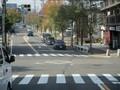 2018.11.8 (20) 本地住宅いきバス - 上社2丁目交差点を右折 1800-1350