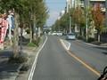 2018.11.8 (23) 本地住宅いきバス - 藤森本郷バス停 1800-1350