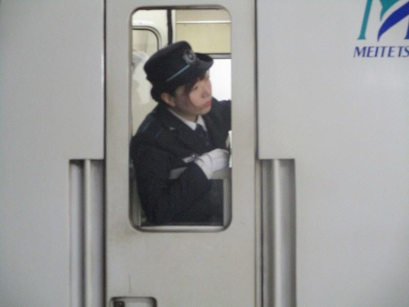 2018.11.8 (27) 名古屋 - 岐阜いき特急 1200-900