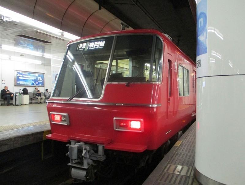 2018.11.10 (6) 名古屋 - 東岡崎いきふつう 1590-1200
