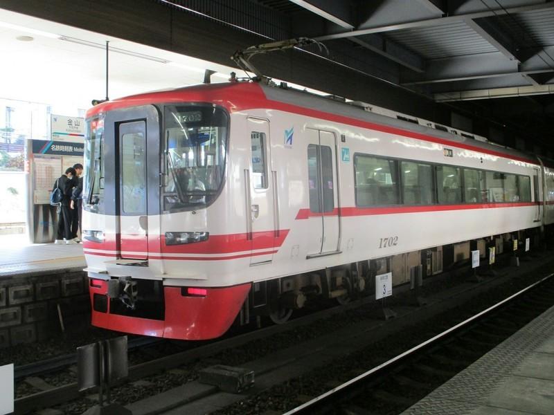2018.11.10 (9) 金山 - 岐阜いき特急 1600-1200