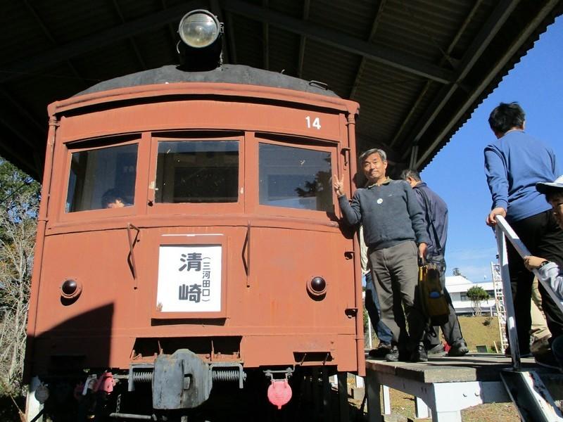2018.11.17 (42) 田口線モハ14 - 清崎いき 2000-1500