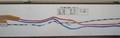 2018.11.17 (68) 田口線モハ14 - 田口線路線図 5.大石 2000-640