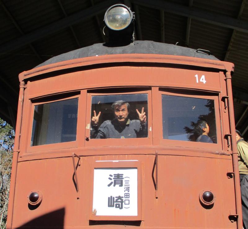 2018.11.17 (43-1) 田口線モハ14 - 清崎いき 1400-1290