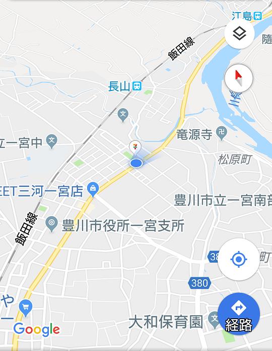 20181117 豊橋から田口まで (3) 09:49:01