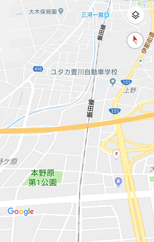 20181117 豊橋から田口まで (2) 09:48:37