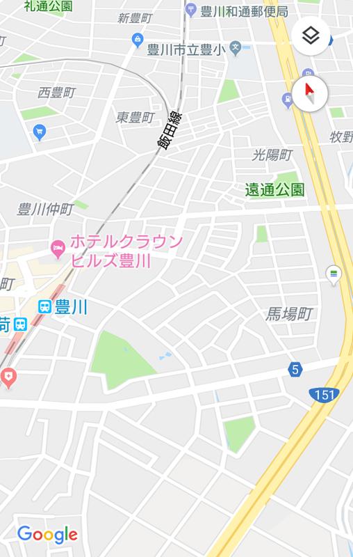 20181117 豊橋から田口まで (1) 09:48:12