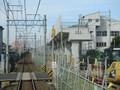 2018.11.21 (9) 岐阜いき特急 - 知立すぎ(高架橋) 2000-1500