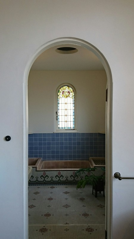 2018.11.25 (11あ) 旧本田忠次邸 - 浴室 1040-1850