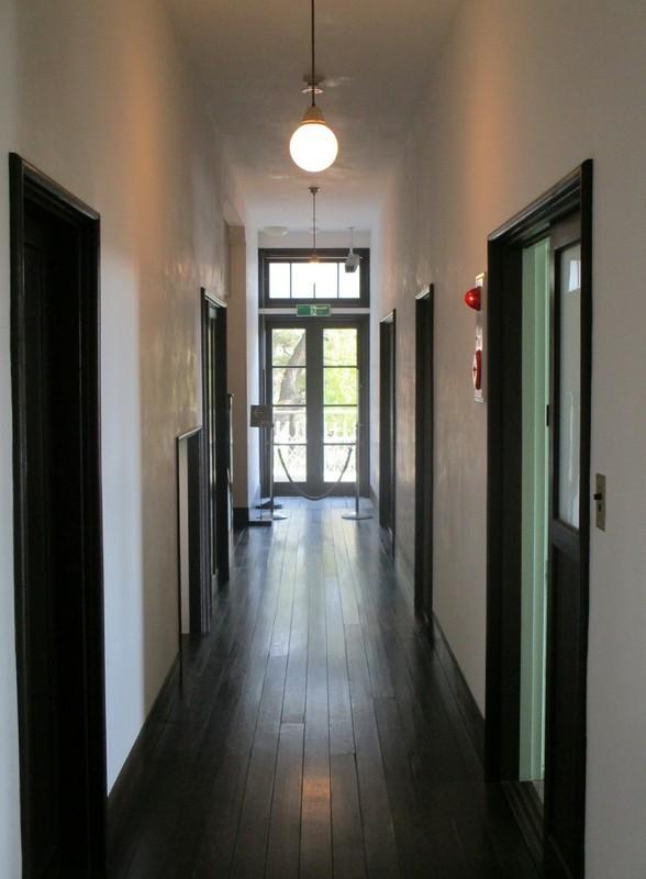 2018.11.25 (15) 旧本田忠次邸 - 1階廊下 1470-2000