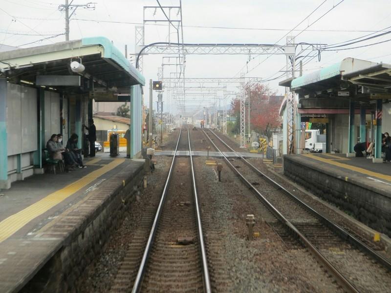 2018.11.26 (19) 岐阜いき特急 - 黒田 1600-1200