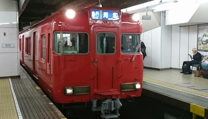 2018.11.27 (8い) 名古屋 - 河和いき急行 1250-720