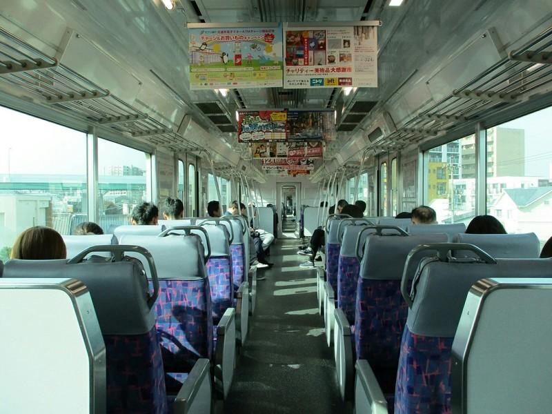 2018.12.1 (2) 一宮いき急行 - 堀田てまえ 1600-1200