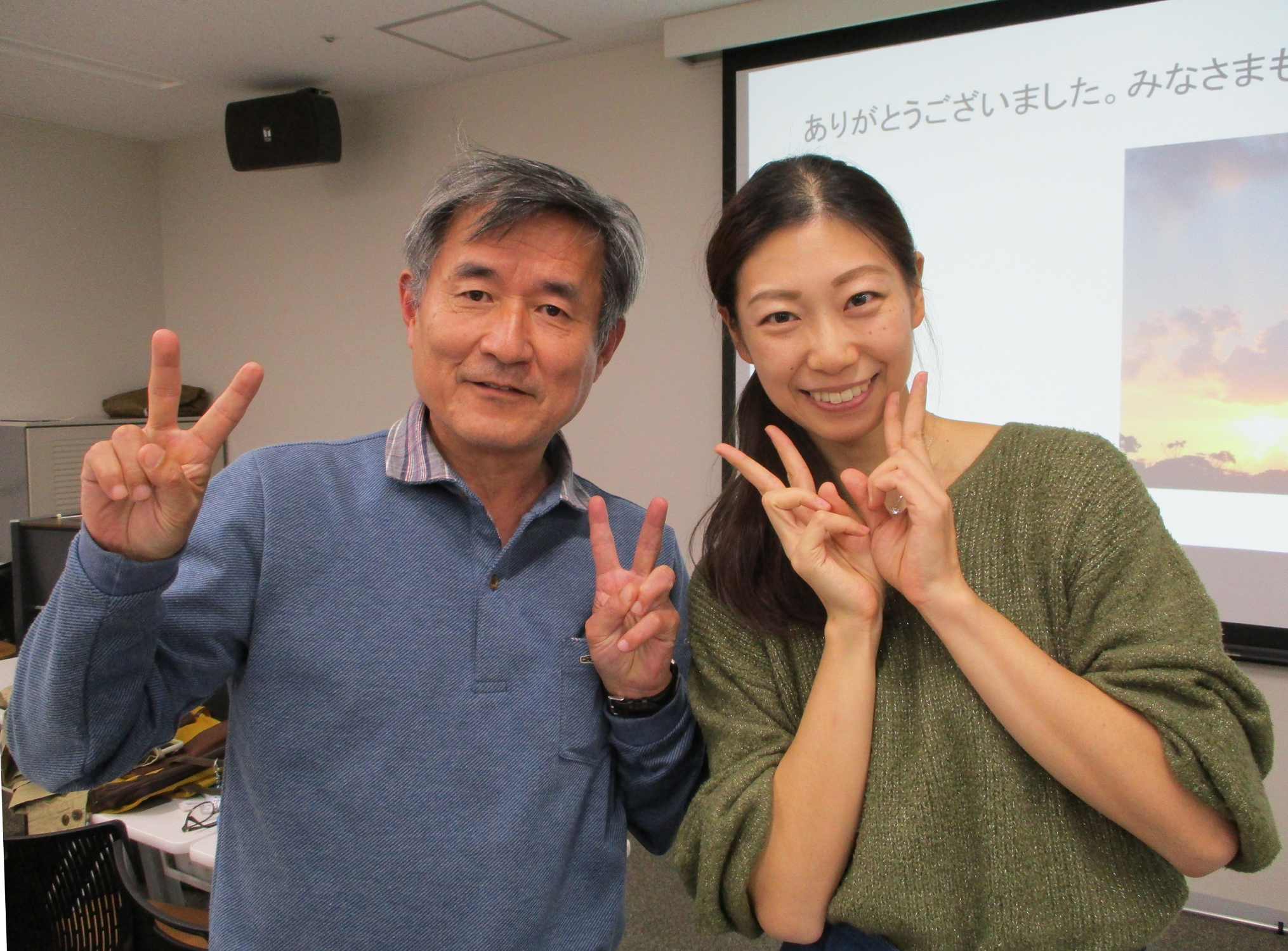 2018.12.1 (38縮小) 谷口礼子さんと記念さつえい 2030-1500