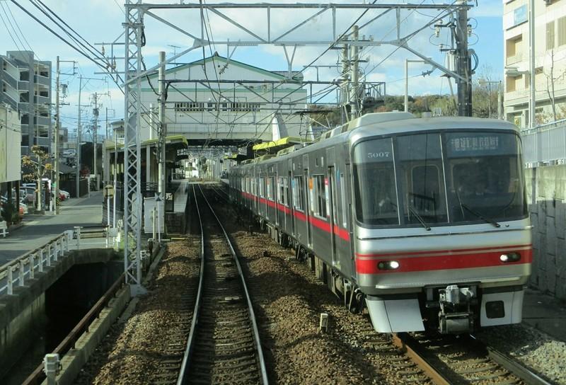 2018.12.9 (8) 岐阜いき特急 - 有松(東岡崎いきふつう) 2000-1360