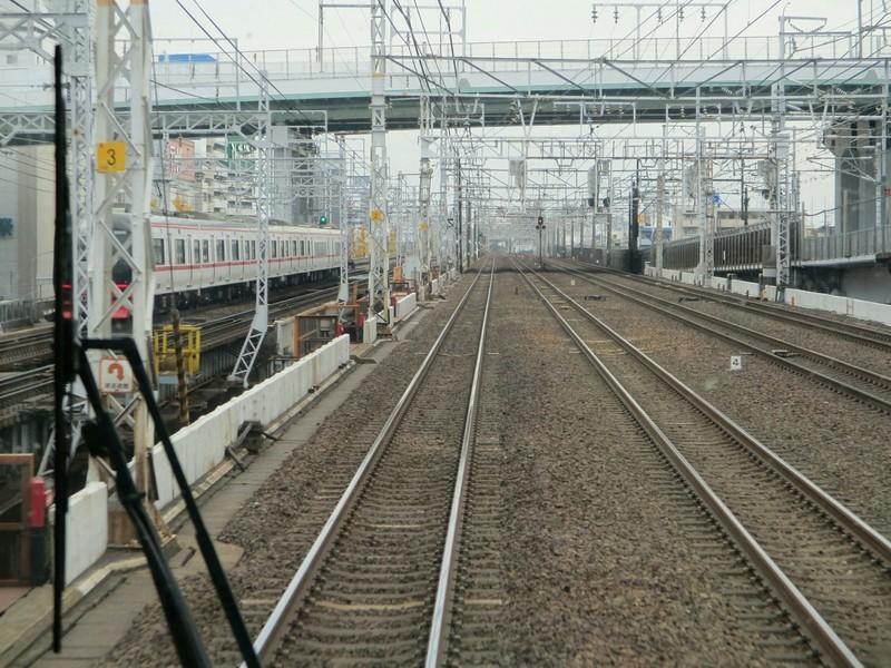 2018.12.11 (10) 豊橋いき快速 - 名古屋金山間(2200系) 1600-1200