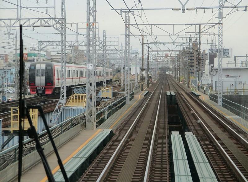 2018.12.11 (11) 豊橋いき快速 - 名古屋金山間(2200系) 1350-990