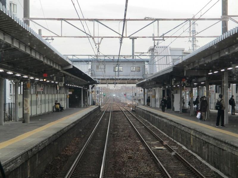 2018.12.11 (23) 豊橋いき快速 - 共和 1400-1050