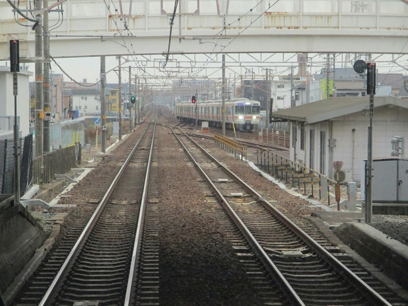 2018.12.11 (24) 豊橋いき快速 - 共和(大垣いき快速) 1400-1050