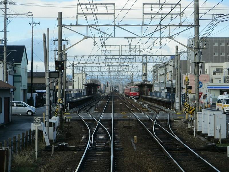 2018.12.12 (17) 須ヶ口いき準急 - 二ツ杁 1800-1350